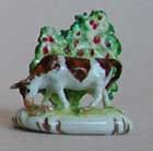 STAFFORDSHIRE COW