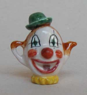 CLOWN TEAPOT